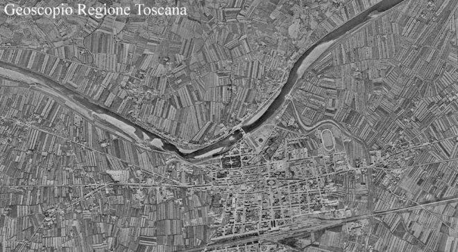 Centro e Sovigliana. Regione Toscana – Sistema Informativo Territoriale ed Ambientale Per gentile disponibilità Geoscopiomaps by Regione Toscana are licensed under a Creative Commons Attribution – 3.0 Italia License