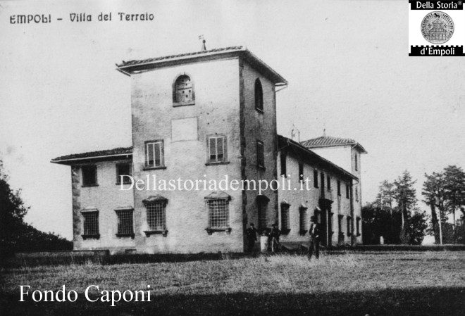 Villa del Terraio