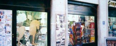 Empoli Libreria Semprepiovi anni 80