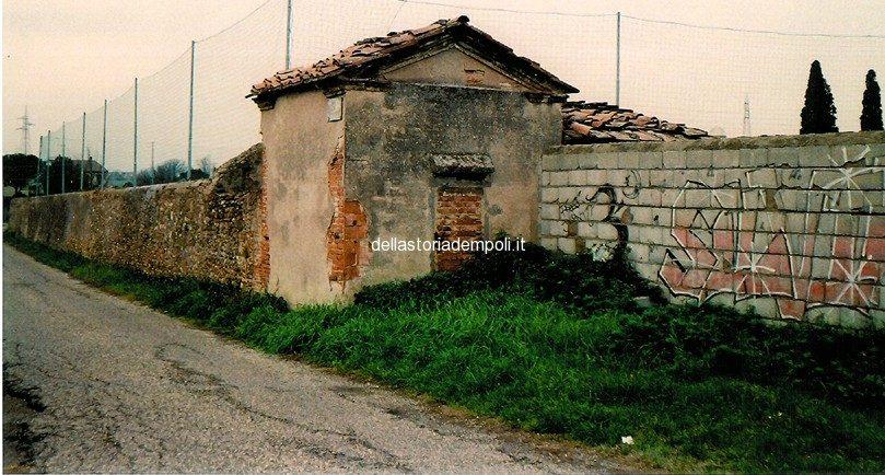 """Chiesetta Di """"S.Ruffillo"""" Al Convento Cappuccini Di Corniola – Empoli – Di Carlo Pagliai"""