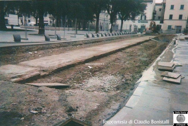 MURA PORTA FIORENTINA 1999 2