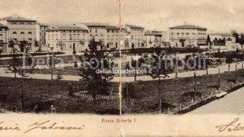 Empoli, Piazza Umberto I° (oggi piazza Matteotti), di GIULIA GRAZI BRACCI
