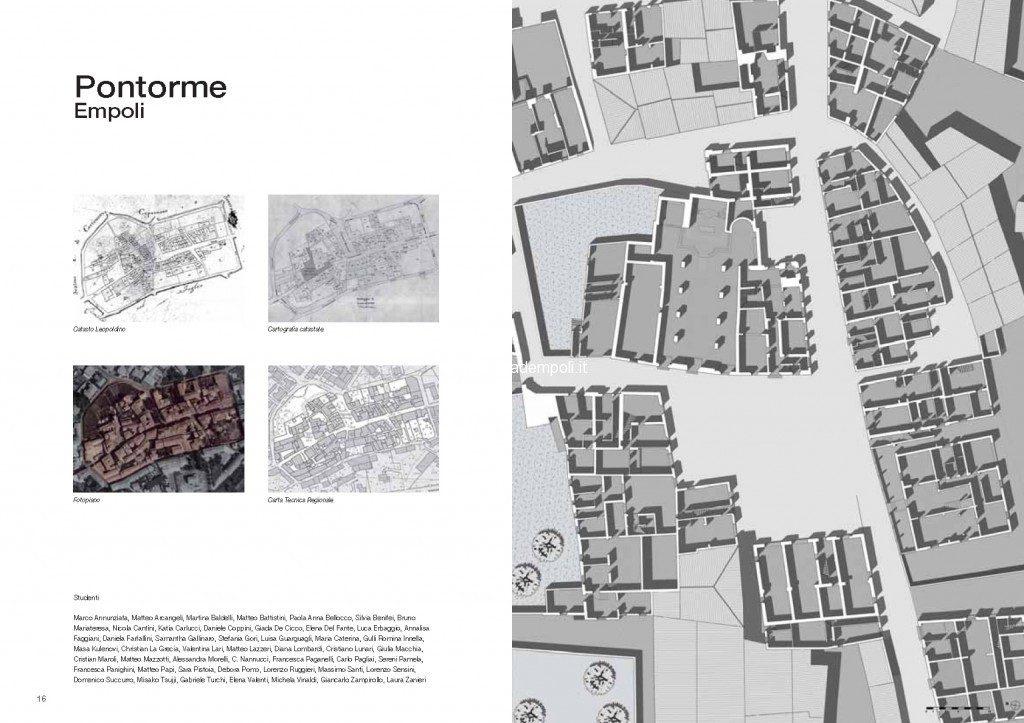 Pontorme: Rilievo Urbano E Architettonico Del Borgo, A Cura Di Prof. Marco Jaff