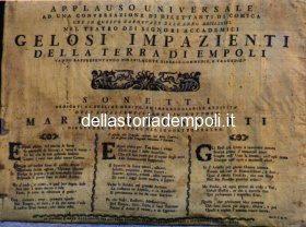 Paolo Pianigiani: Gelosi, Impazienti E Dimenticati