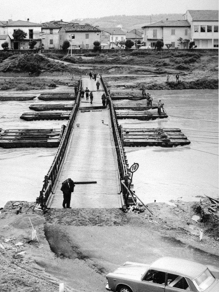 Empol - Ponte di barche 1968 da Eugenio Argento 3