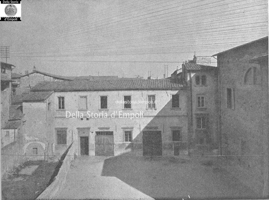 Empoli, Vecchia Caserma Pompieri