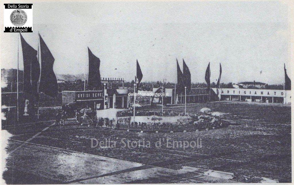Stadio Vecchio Martelli, Interno Della Mostra 1939