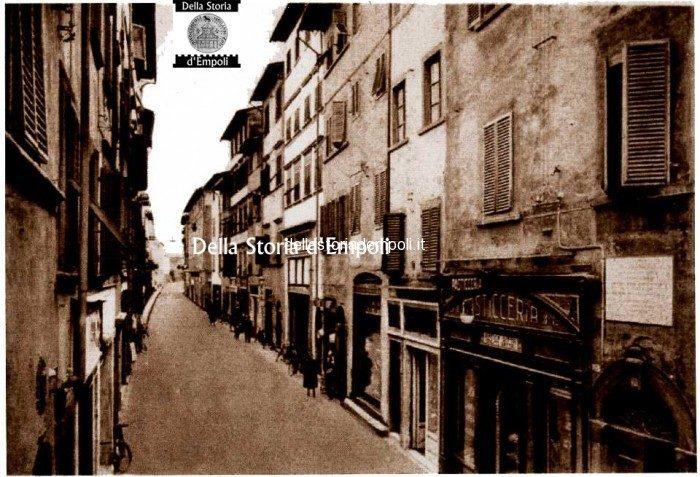 Carlo Pagliai: Via Del Giglio, Vista Anni Fa…