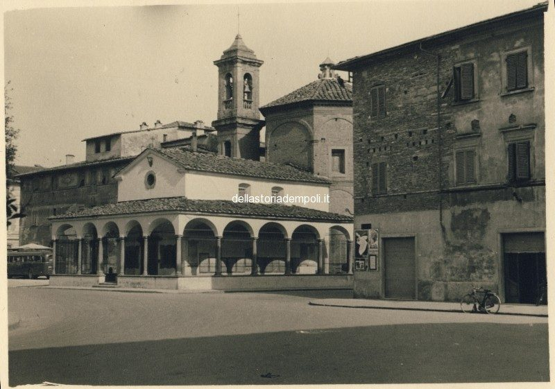 Piazza Della Vittoria, Altra Veduta Inedita