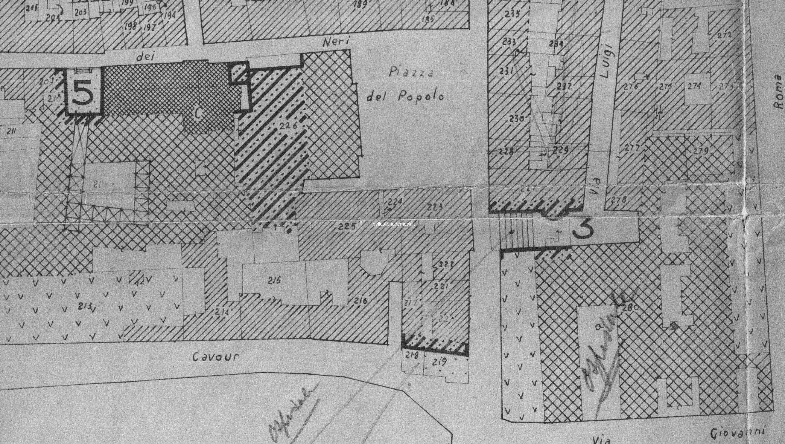 Piano Di Ricostruzione 1948: Due Proposte Sul Centro Storico – Di Carlo Pagliai