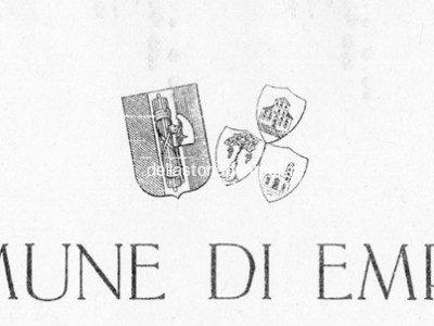 Carta Intestata Del Comune In Epoca Fascista – Di Carlo Pagliai
