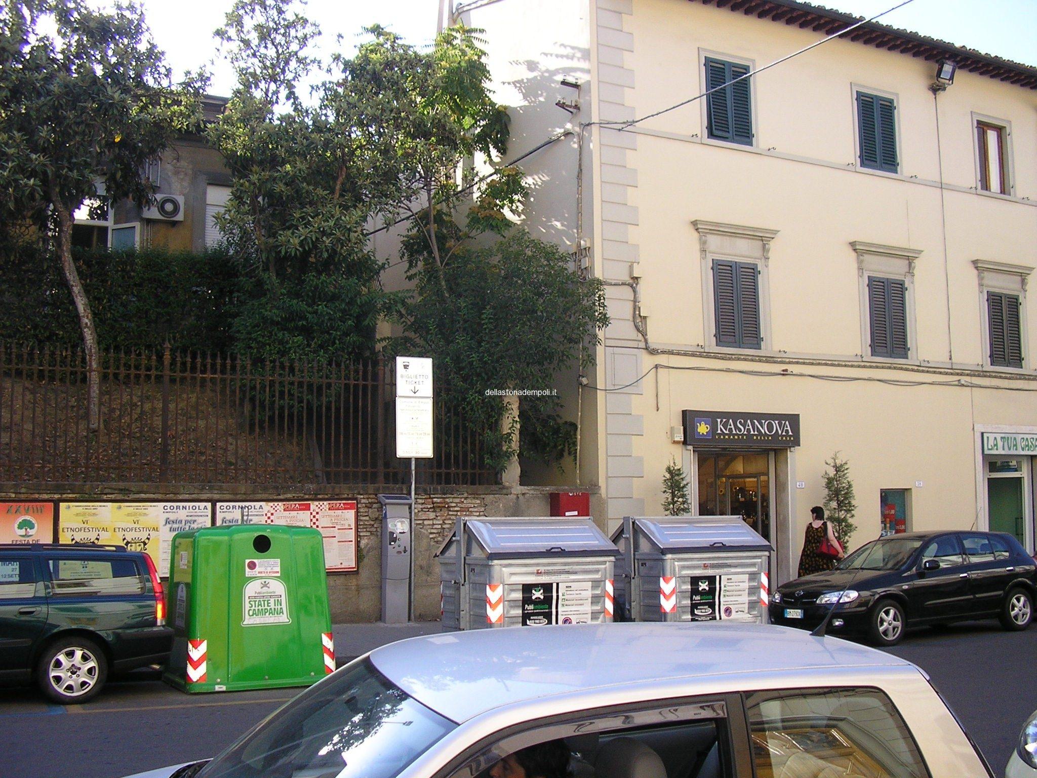 Sulle Mura D'Empoli: Progetto Di Rigenerazione Urbana N° 2 – Di Carlo Pagliai