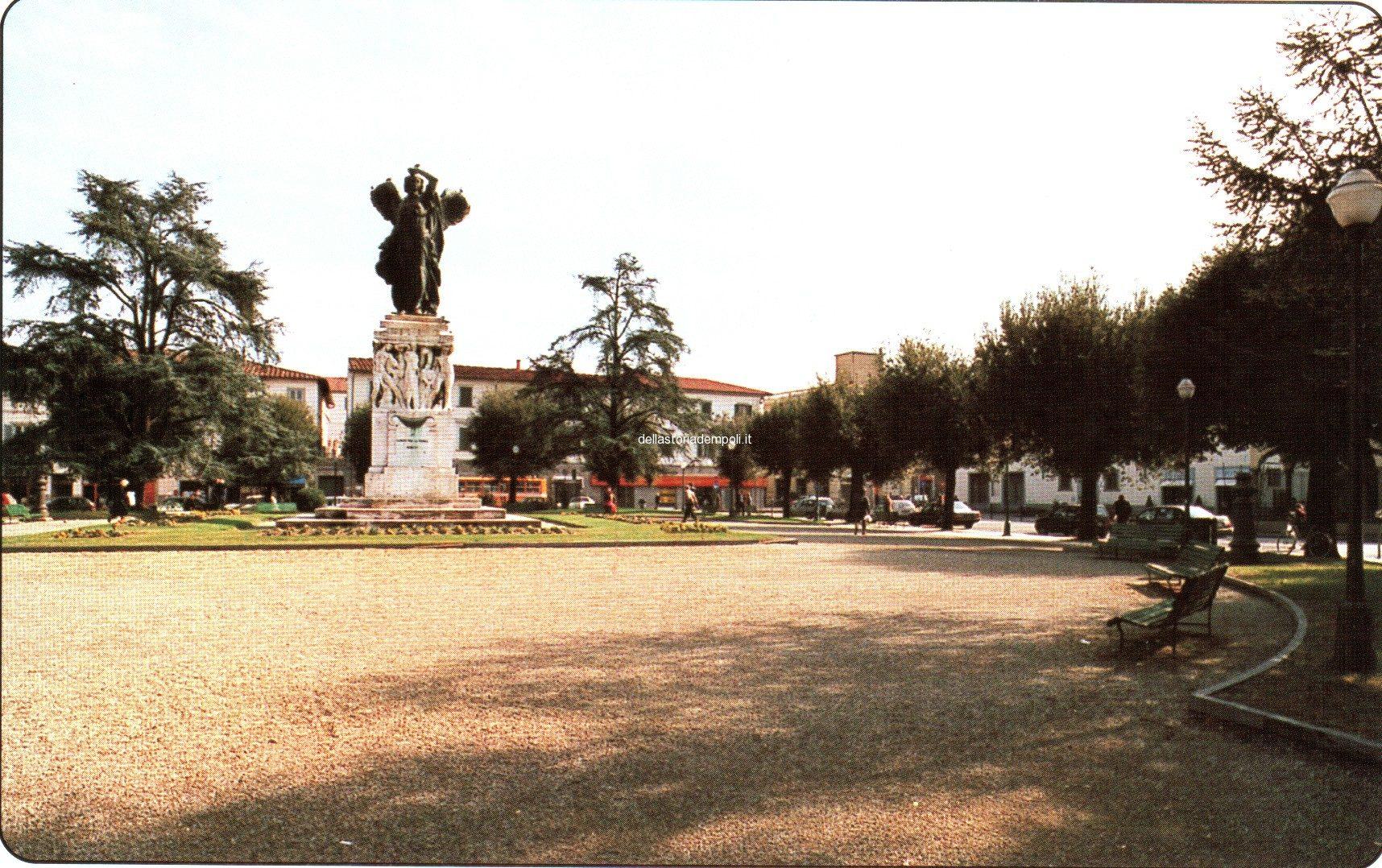 Empoli – Piazza Della Vittoria 1997