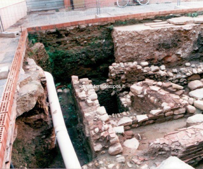 Empoli – Scavi Piazzetta Propositura 1999 1