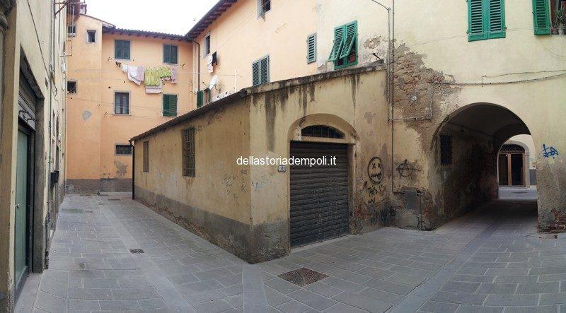 Empoli – Vicolo Della Gendarmeria Piazzetta