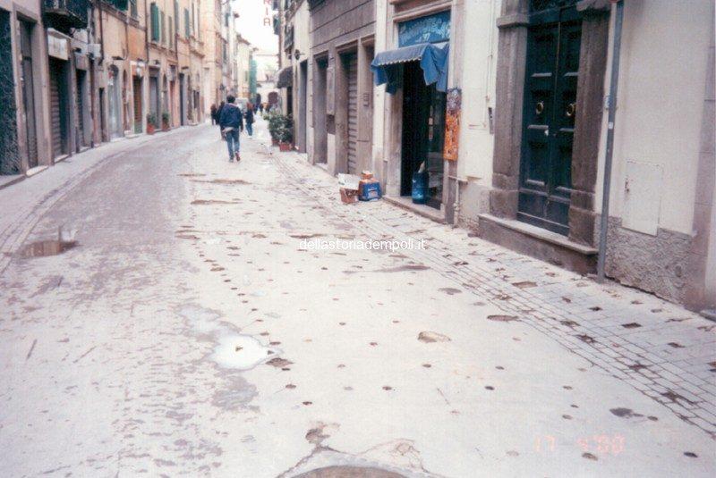 Carlo Pagliai – Empoli Com'èra, Cantiere 1999
