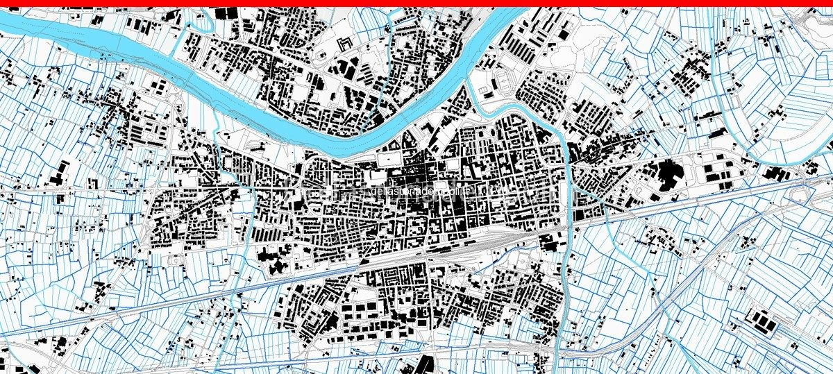 Carlo Pagliai: Sintesi Dell'espansione Urbanistica Di Empoli 1954-2000