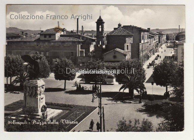 Dalla Collezione Di Franco Arrighi, Piazza Della Vittoria…