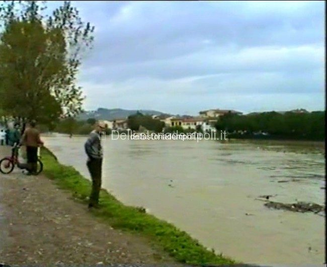 Alluvione Ad Empoli 31 Ottobre 1992 – Di Andrea Giglioli