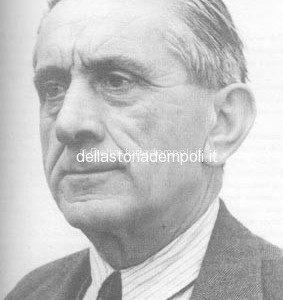 Antonio Negro, Primo Sindaco Postbellico Di Empoli