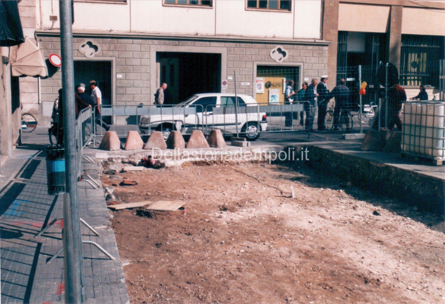 Empoli, Lavori 1999: Altre Nuove Foto.
