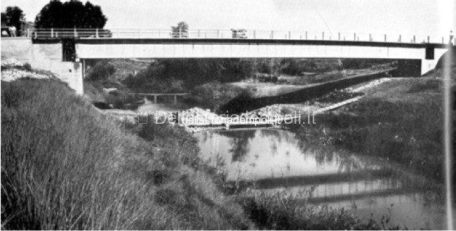 Paolo Santini – Il Ponte In Località Canneto, Pressi Ponte A Elsa