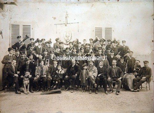 La Banda Nel 1910