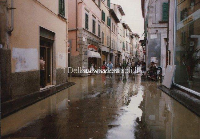 Alluvione 31/10/1992: Foto In Centro Storico