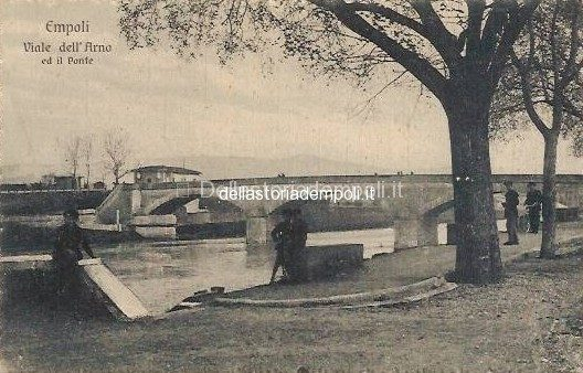 """Il """"Chiappa"""", Gabelliere Del Primo Ponte Ad Empoli – Di Carlo Pagliai"""
