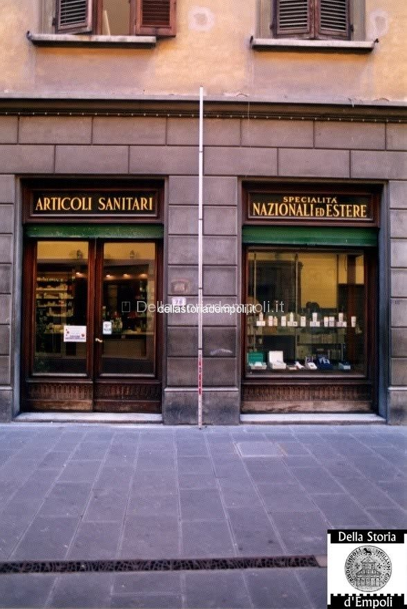 """Roberto """"Doc"""" Taviani: La Farmacia Castellani…"""