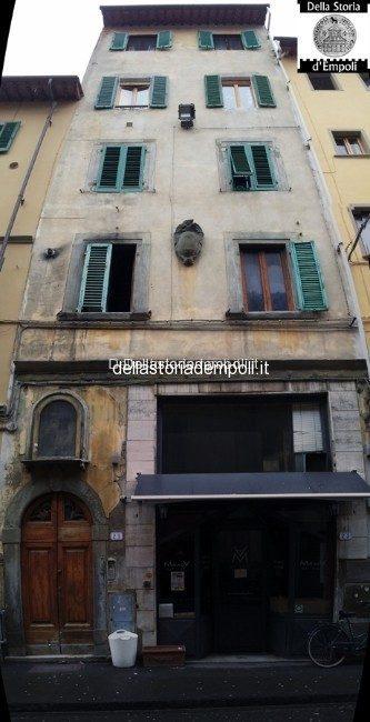 Casa-torre In Via Spartaco Lavagnini – Di Carlo Pagliai