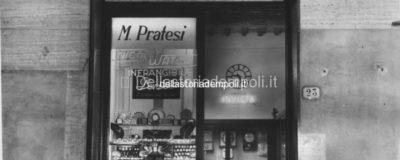 Empoli – Negozio Pratesi 1946
