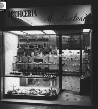 Empoli – Negozio Pratesi 1958