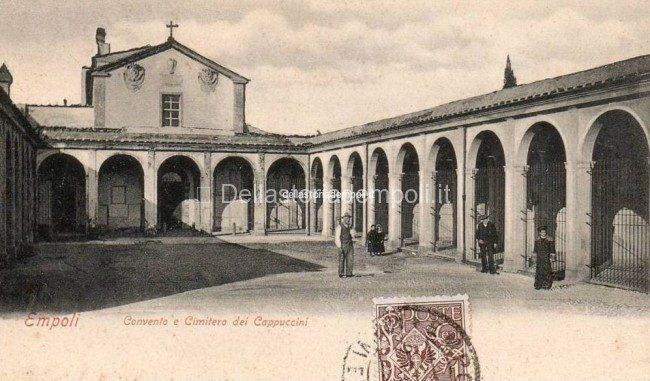 La chiesa dei Cappuccini...