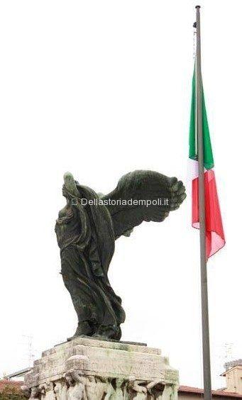 Carlo Pagliai: Festa Della Repubblica E Storia Del Monumento Ai Caduti