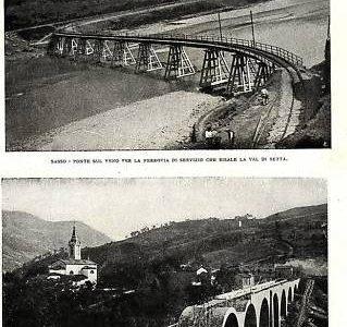 """Quando La Ferrovia """"direttissima"""" Bologna Empoli Diventò Bologna Firenze. E La Toscana Perse Un'occasione – Di Paolo Santini"""