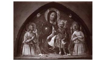 Masolino e la lunetta in Santo Stefano degli Agostiniani…