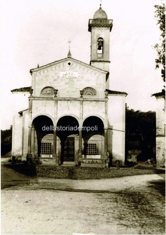 Cerreto Guidi – Chiesa Santa Liberata