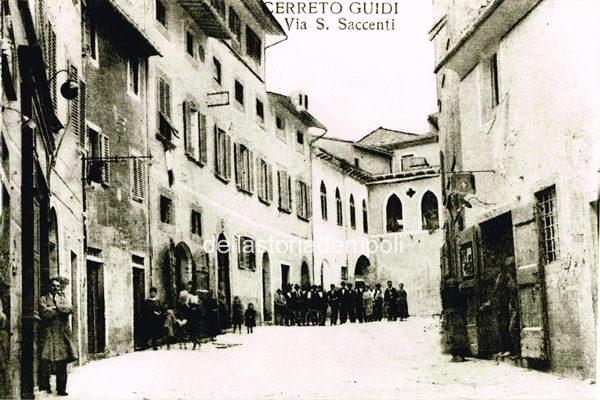 Cerreto Guidi – Via Santi Saccenti 2