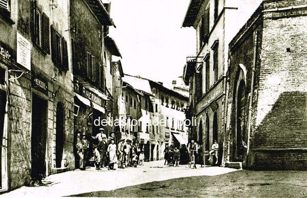 Cerreto Guidi – Via Santi Saccenti