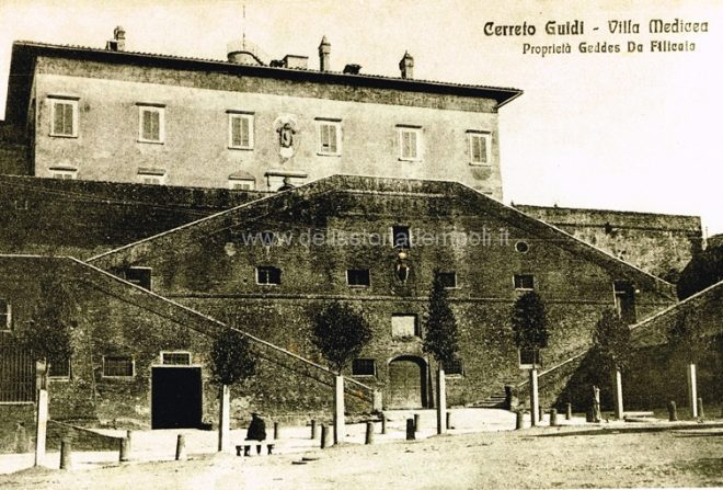Cerreto Guidi – Villa Medicea