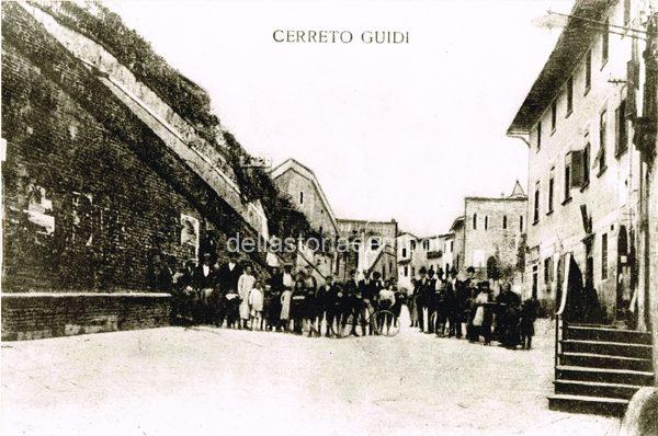 Cerreto Guidi – Villa Medicea Davanti Al Palazzo Guidi 2