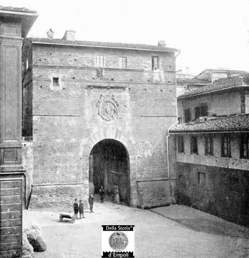Porta Pisana, Ancora Una Foto…