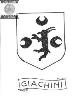 Stemma Famiglia Giachini