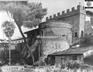 Torrione di S. Brigida e le mura rinascimentali