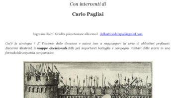 Evento: Strategie nell'Arte della Guerra – Claudio Biscarini