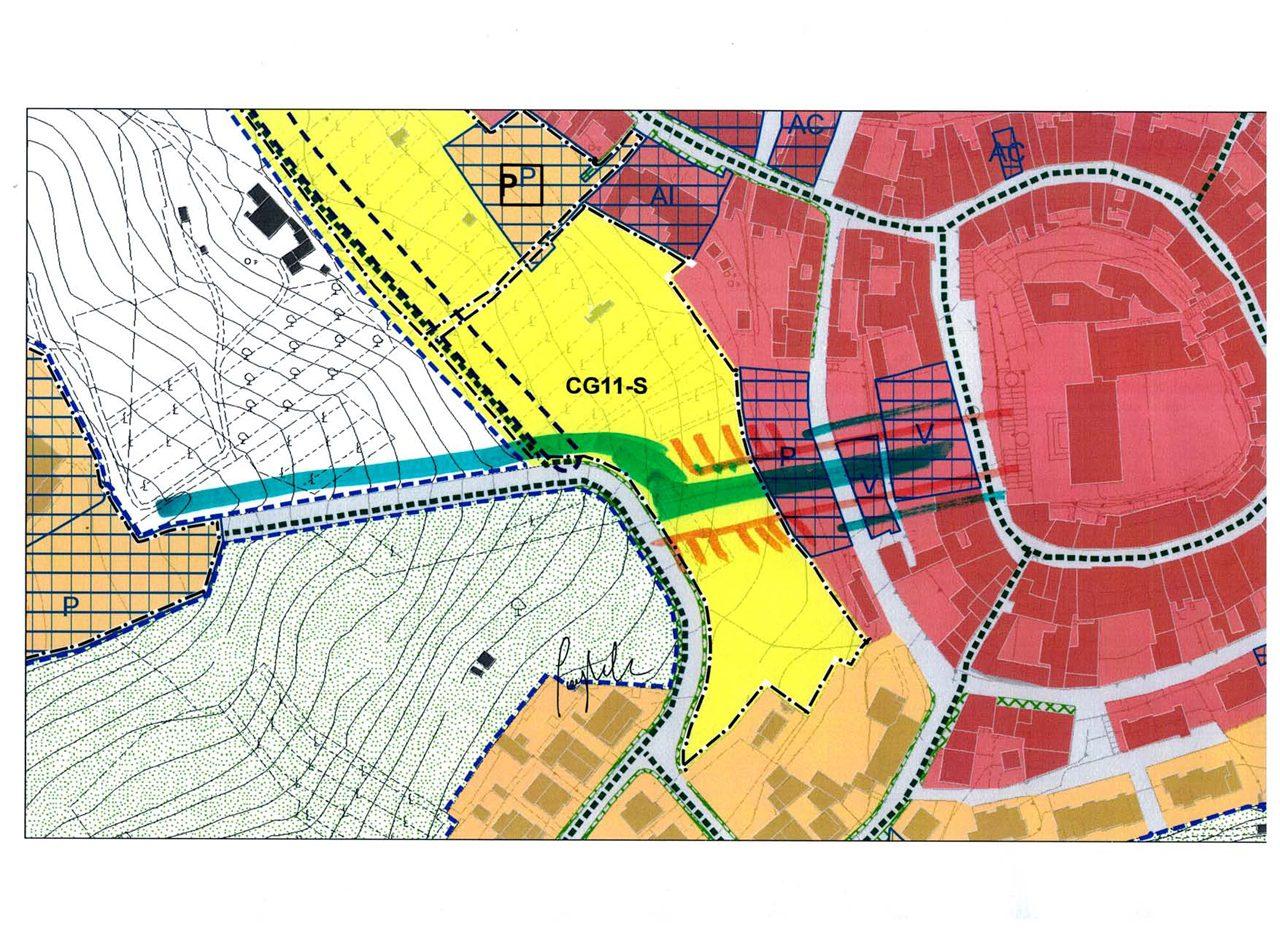 Proposta Per Il Progetto Di Innovazione Urbana Di Cerreto Guidi