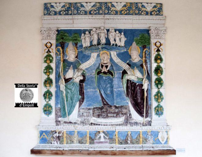 Benedetto BuglioniImmacolata concezione in gloria d'angeli
