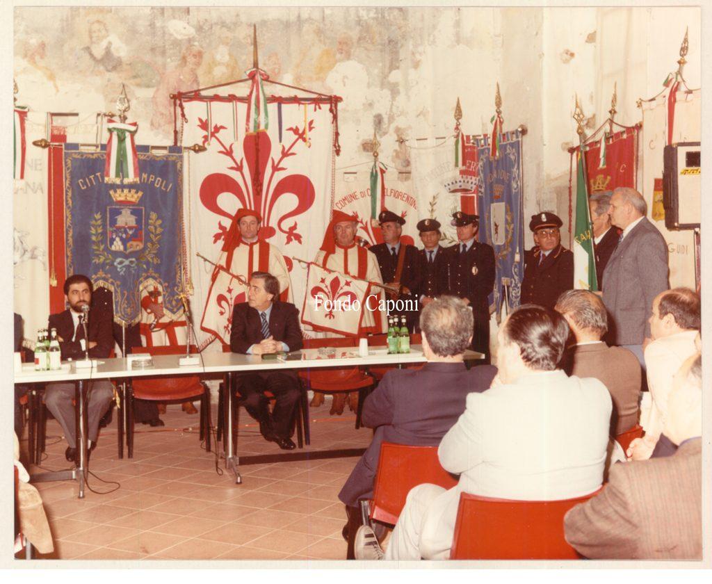 Fondo Caponi Empoli, Vol 2 Pagina 33: Evento Commemorativo