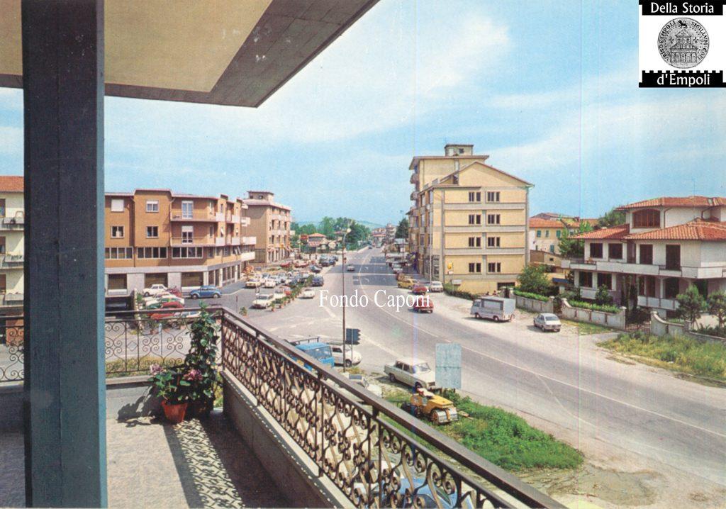 Fondo Pietro Caponi: Empoli Volume II, Pag. 41: Viali Cittadini